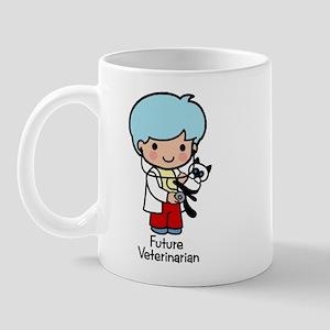 Future Veterinarian boy Mug