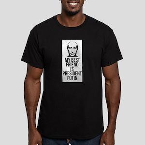 Vladimir Putin: My Best Friend is President Putin