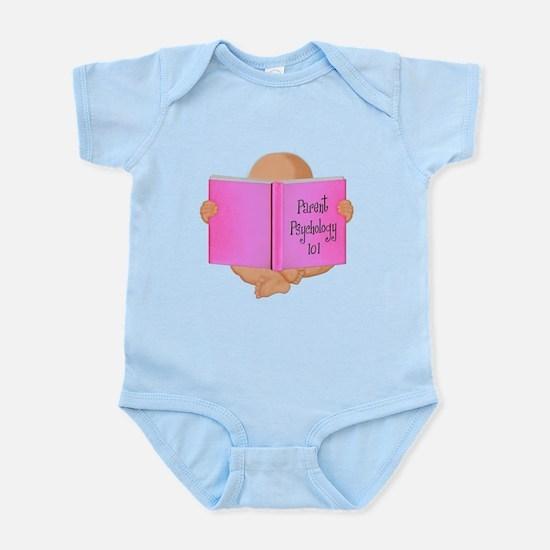 BabyBookParentPsych101 Body Suit