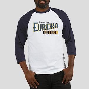 Eureka Baseball Jersey