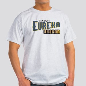 Eureka Ash Grey T-Shirt