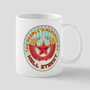 PEOPLE'S REPUBLIC OF WALL STR Mug