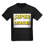 Super shauna Kids Dark T-Shirt