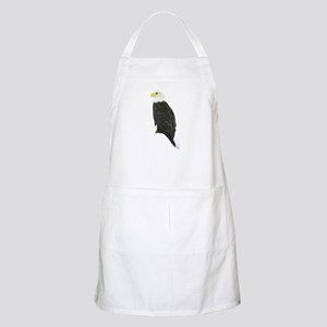 Bald Eagle Profile Light Apron