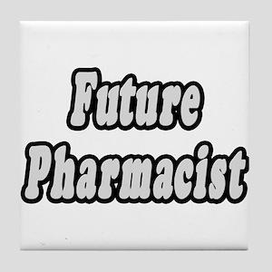 """Future Pharmacist"" Tile Coaster"