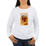 Pilgrims Women's Long Sleeve T-Shirt
