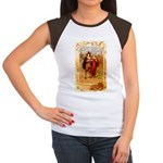 Pilgrims Women's Cap Sleeve T-Shirt