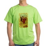 Pilgrims Green T-Shirt