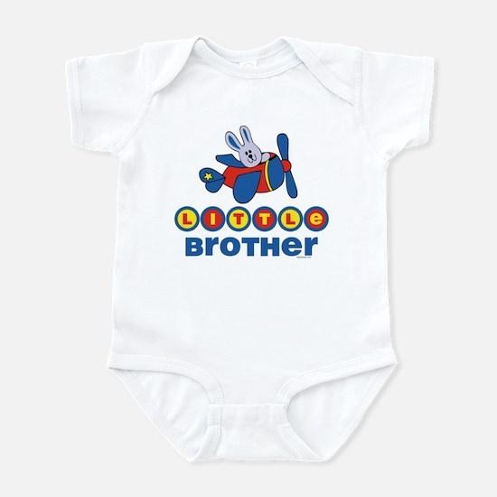 Aviator Bunny Little Brother Infant Bodysuit