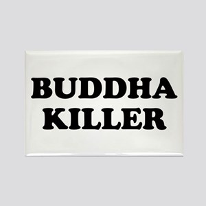 Buddha Killer Rectangle Magnet
