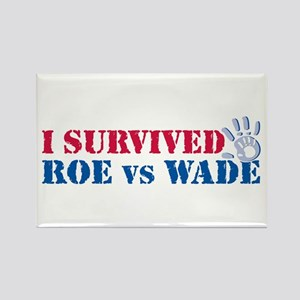 Roe Vs Wade (hand) Rectangle Magnet Magnets