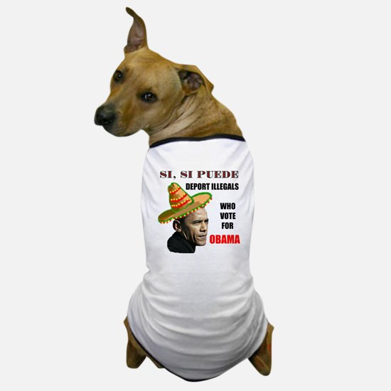 QUE PASA B.O. Dog T-Shirt