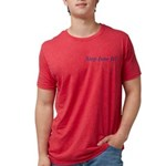 Joshua 1:3 Mens Tri-Blend T-Shirt