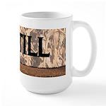 No-Till Farmer Large Mug