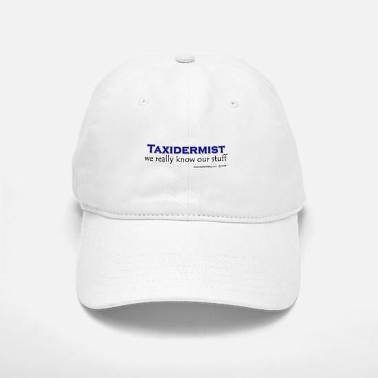 Taxidermist Baseball Baseball Cap
