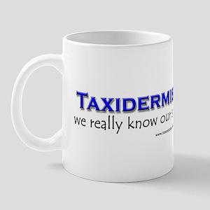 Taxidermist Mug