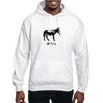 ass Hooded Sweatshirt
