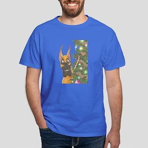Holiday happy CF Dark T-Shirt