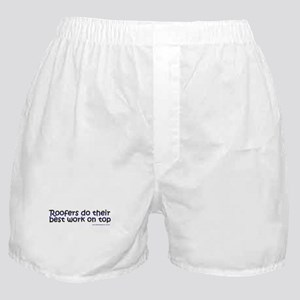Roofers Boxer Shorts