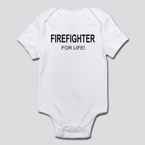 Firefighter For life Infant Bodysuit