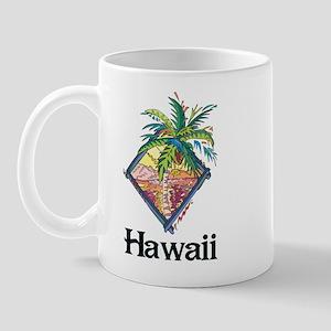 Hawaii - Palms Mug