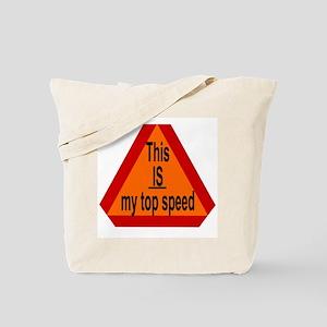 Top Speed Tote Bag