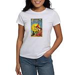Witch & Cat Women's T-Shirt