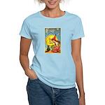 Witch & Cat Women's Light T-Shirt
