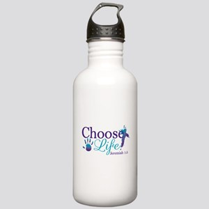 Choose Life Jeremiah 1 Stainless Water Bottle 1.0L