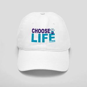 Choose Life Isaiah 49:1 Cap