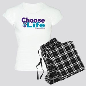 Life Psalm 139:13 Women's Light Pajamas