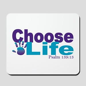 Life Psalm 139:13 Mousepad