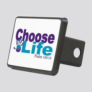 Life Psalm 139:13 Rectangular Hitch Cover