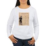 Jesse James Women's Long Sleeve T-Shirt