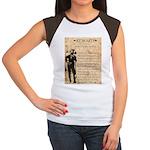 Jesse James Women's Cap Sleeve T-Shirt