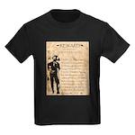 Jesse James Kids Dark T-Shirt