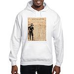Jesse James Hooded Sweatshirt