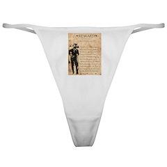 Jesse James Classic Thong