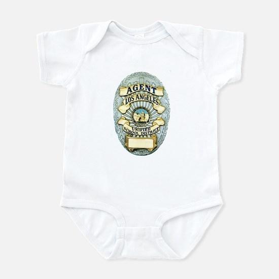L.A. School Police Infant Bodysuit
