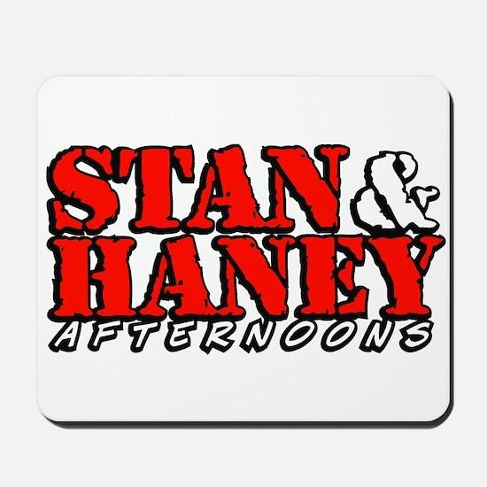 Stan & Haney Mousepad