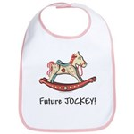 Future Jockey Bib