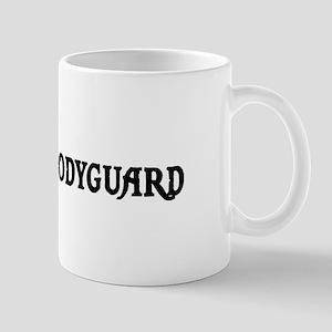 Ninja Bodyguard Mug