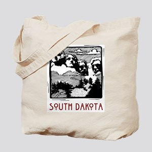 South Dakota Mount Rushmore Tote Bag
