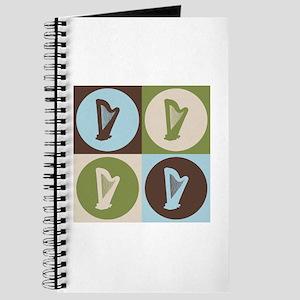 Harp Pop Art Journal