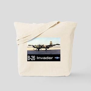 B-26 / A-26 Invader Tote Bag