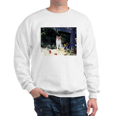 Garden Kitty Sweatshirt