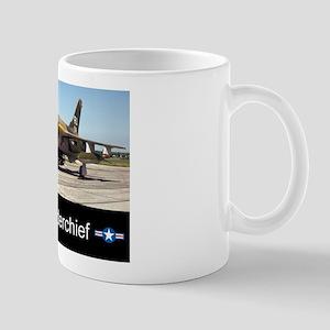 F-105 Thunderchief Fighter Bomber Mug