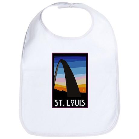 St. Louis Arch Bib