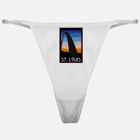 St. Louis Arch Classic Thong