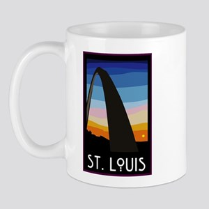St. Louis Arch Mug